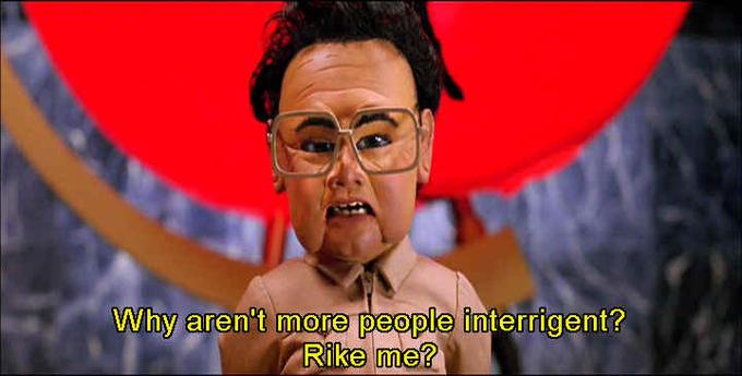 Kim Jong Il - Team America