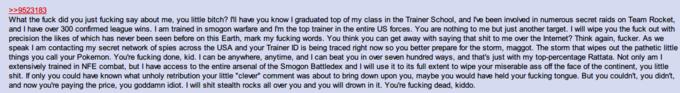 Tough Pokemon Trainer