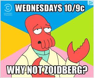 why not zoidberg ad