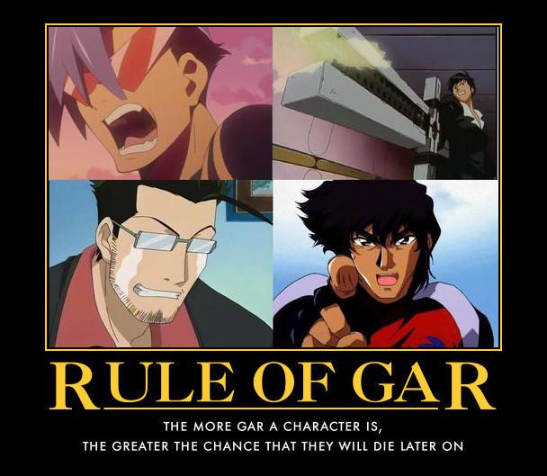 The Rule of GAR