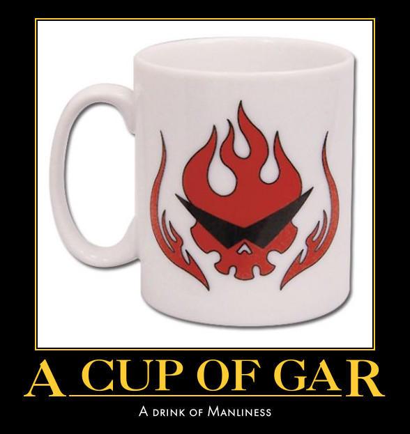 A Cup of GAR