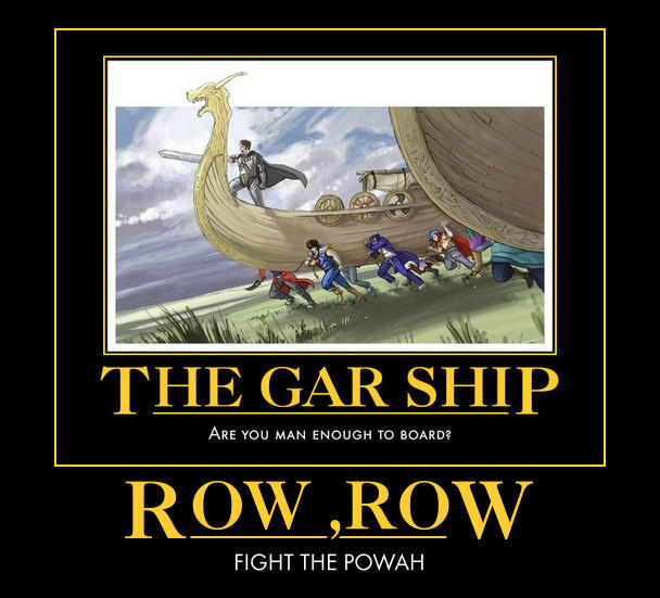 The GAR Ship