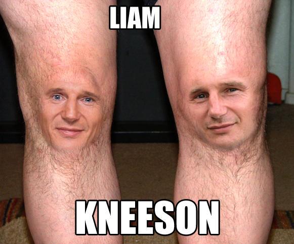 LIAM KNEESON