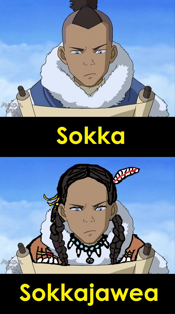 Avatar Name Puns!!