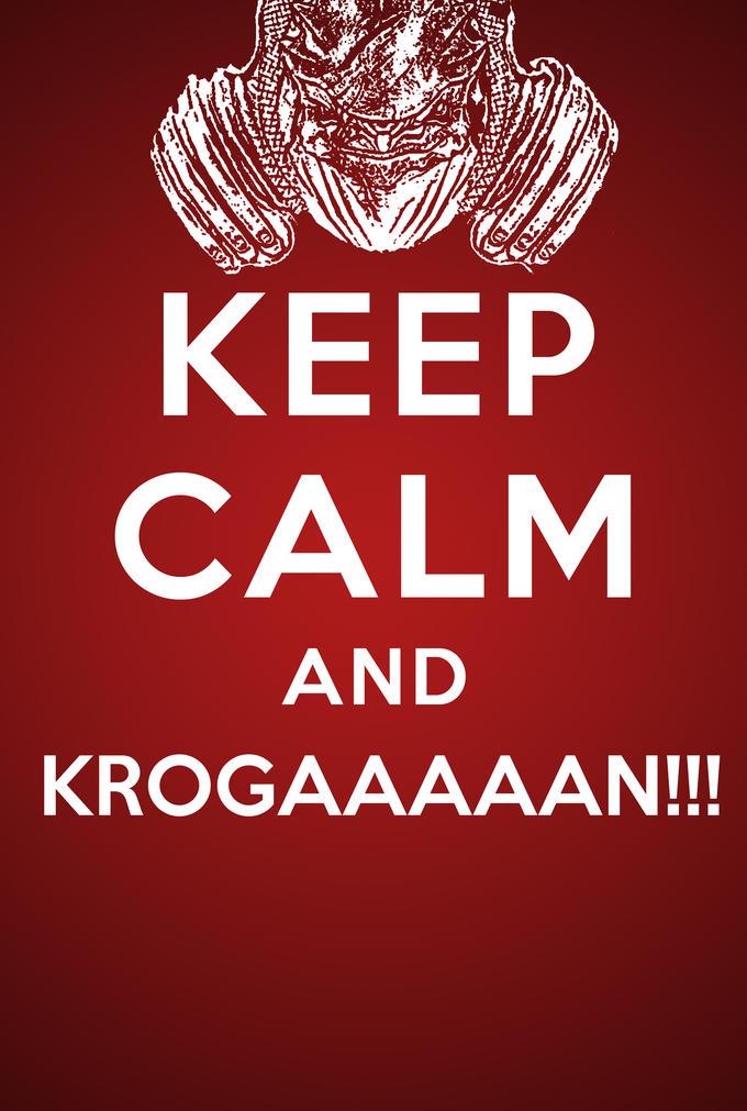 Keep Calm, Wrex