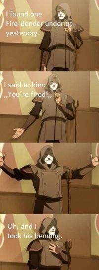 Let´s kick it...FIRE!