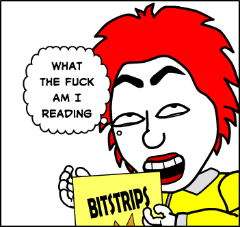 Bitstrips? What the fuck am I reading?