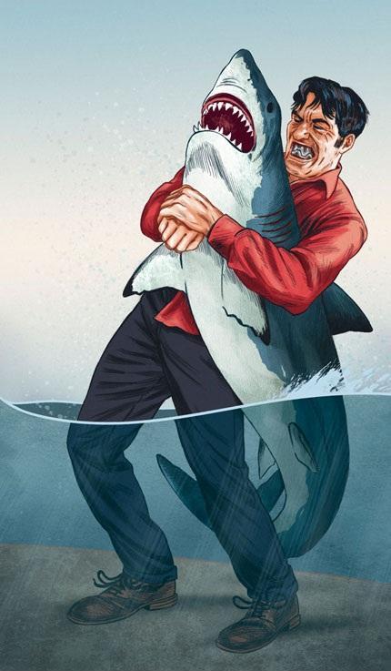 Jaws VS Jaws