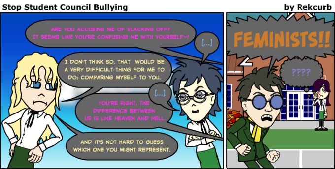 Stop Student Council Bullying