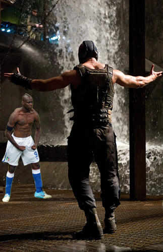 Bane vs. Balotelli