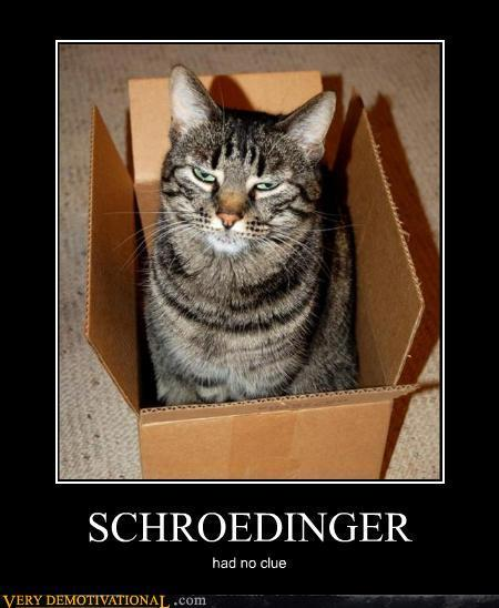the origin of schrodingers cat A page for describing usefulnotes: schrödinger's cat the schrödinger's cat  thought experiment is increasing in popularity as a motif in fiction erwin.