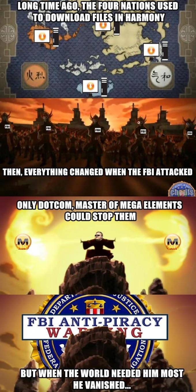 Avatar: The Legend of Dotcom
