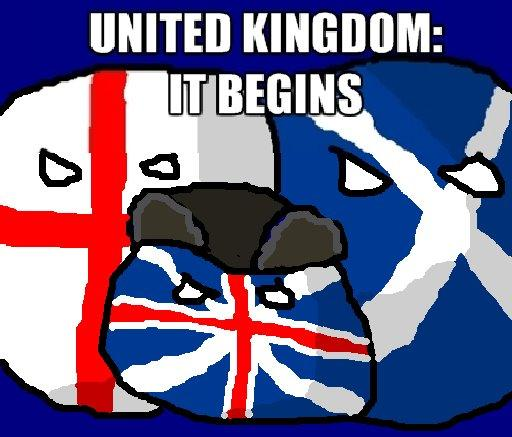 United Kingdom: It Begins.