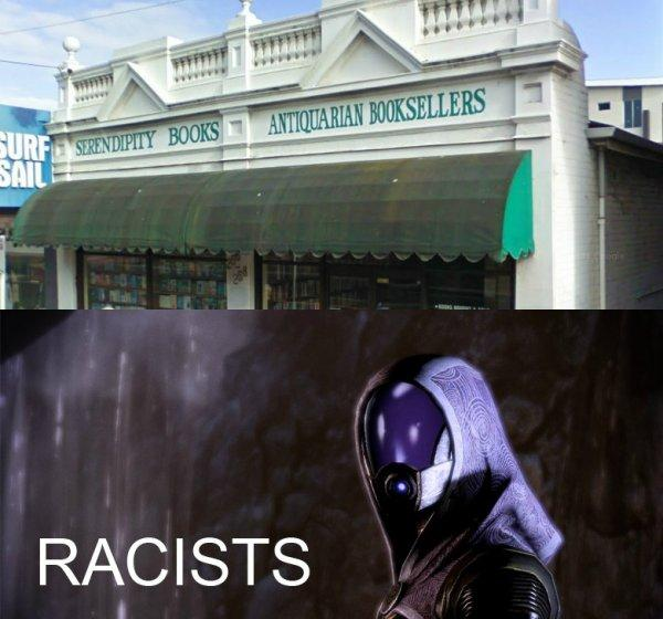 Bookseller is Anti-Quarian