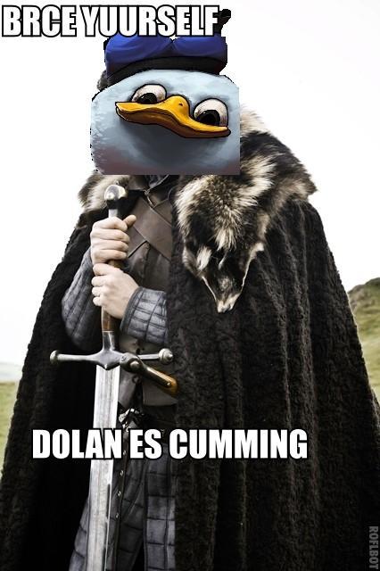 DOLAN ES CUMMING by RPDSurvivor