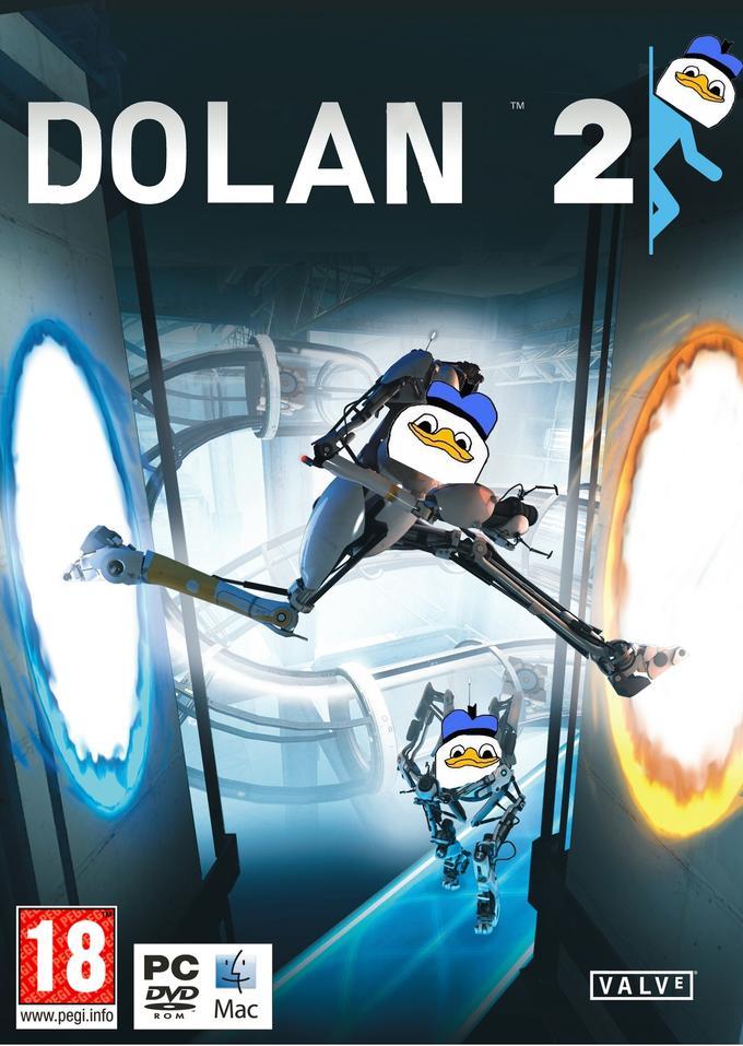 DOLAN 2 IS BEST GAME
