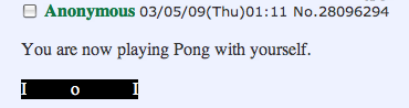 Spoiler Pong