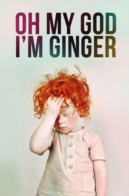 cc4 omg i'm ginger facepalm know your meme