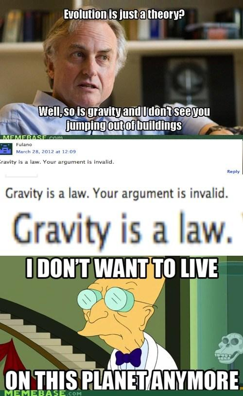 Newtonian Gravity Doesn't Hold Up, People
