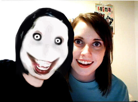 Overly Attached Girlfirend And Jeff The Killer