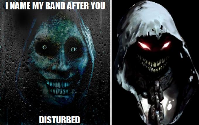 Disturbedlurker