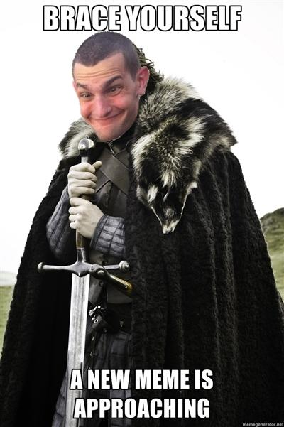 Brace Yourself tomb's comming