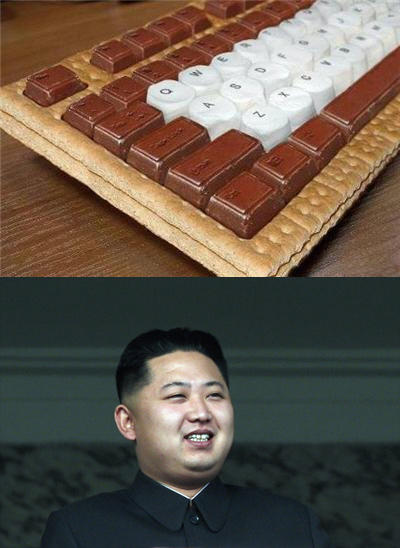 Hungry Kim Jong Win