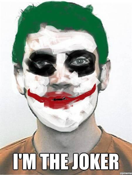 James Holmes Joker