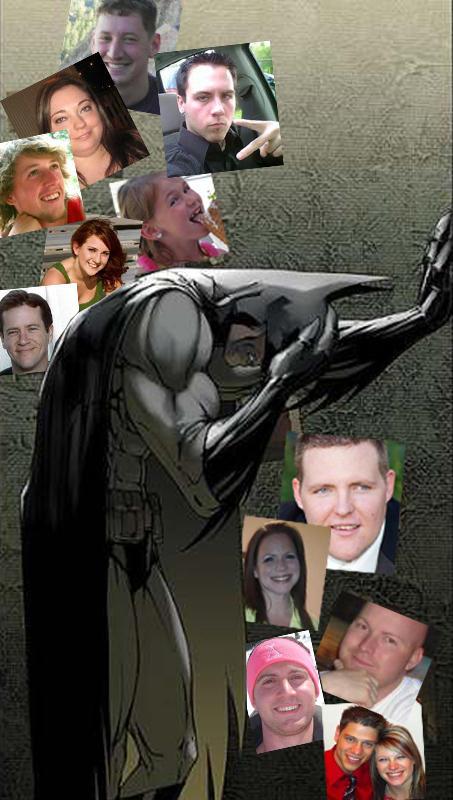 Batman Mourning Over Colorado