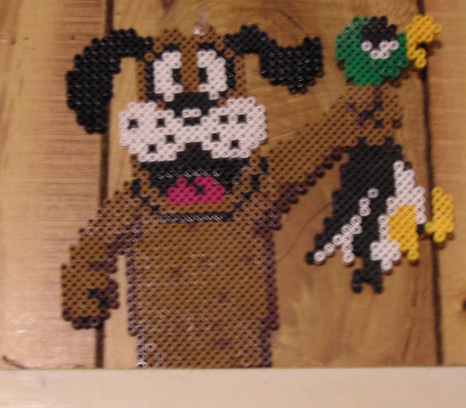 duck hunt bead fanart