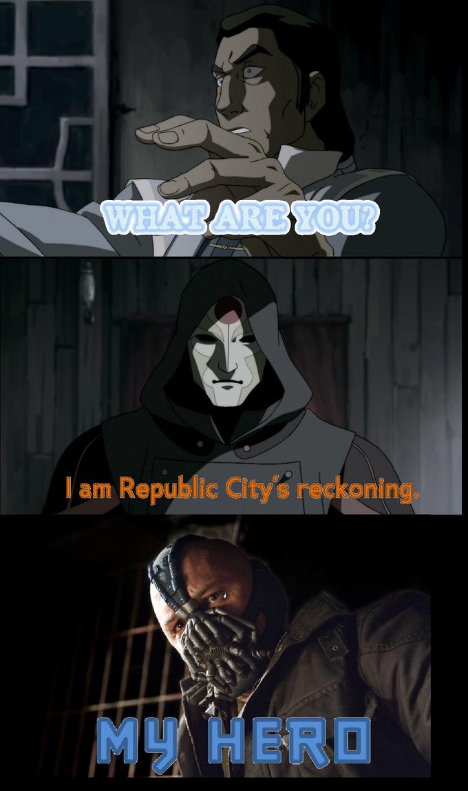 Republic City's Reckoning
