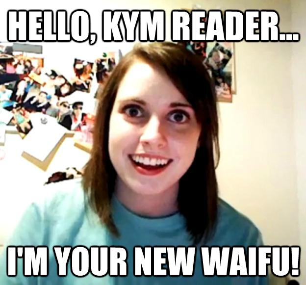 Meet your new waifu!