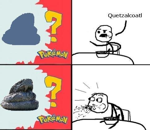 Who's That Pokémon? Quetzalcoatl