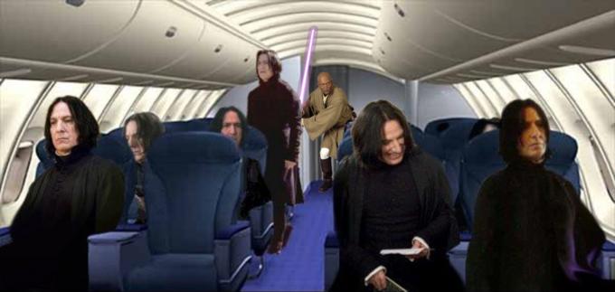 Mothma Forcing Snapes!