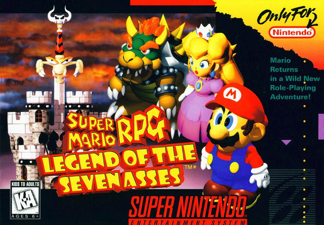 Super Mario RPG: Legend of the Seven Asses