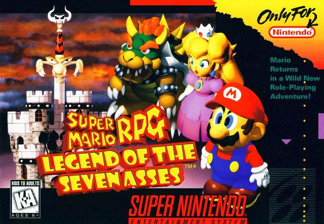 Super Mario RPG: Legend of the Seven Asses