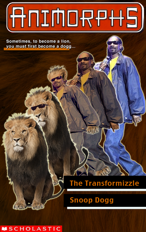 Animorphs morph yourself with a celebrity