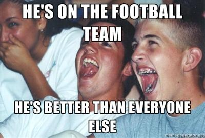 Football is overrated