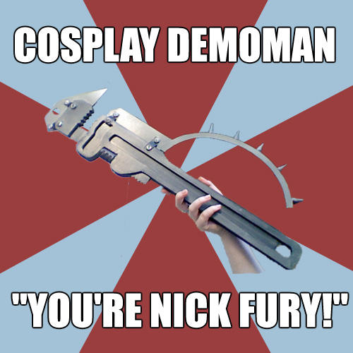 Cosplay Conundrums