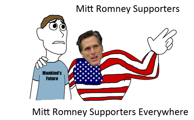 Mitt Romney Supporters