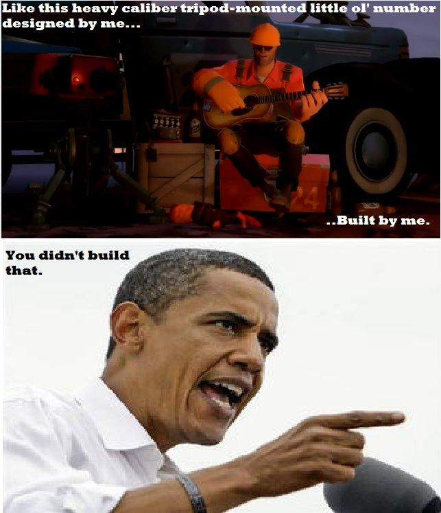 ‎... And Obama had best hope, not pointed at HIM.