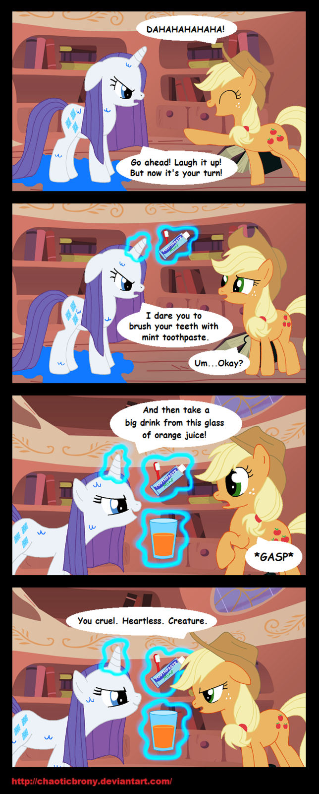 Rarity's Other Dare