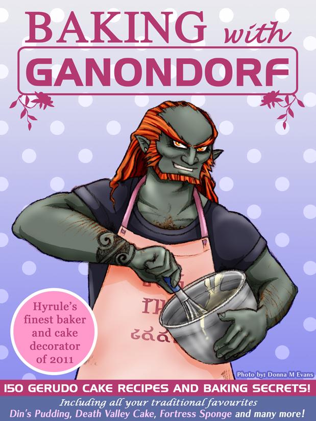 Baking with Ganondorf
