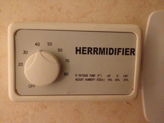 HERRMIDIFIER