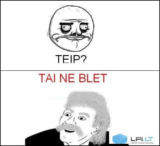 TEIP? You Don't Say?