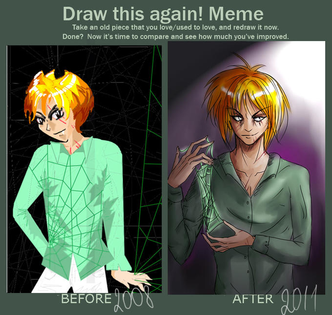Draw it again meme