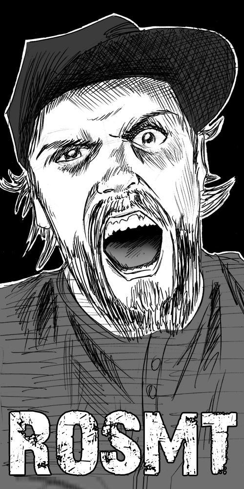 ROSMT Sketch Fanart by takamodraws