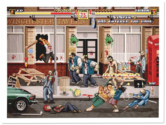 Shaun of the Dead Video Game