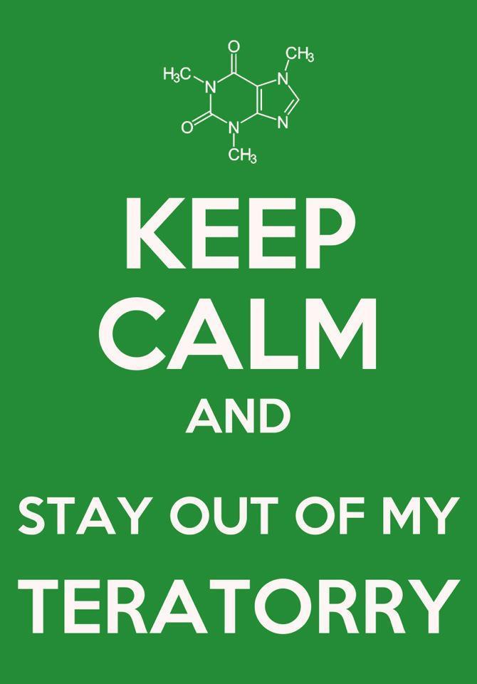 AMC Keep Calm Posters #2
