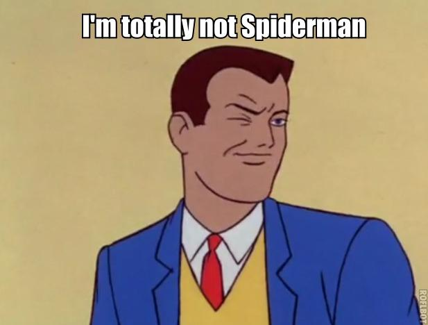 60's Spiderman